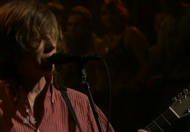 Thurston Moore Plays Solo, And Bob Mould Joins The Roots, On Fallon