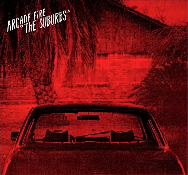 Arcade Fire - Suburbs Deluxe CD/DVD