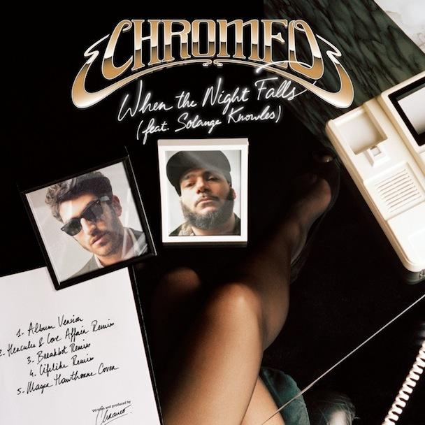 Chromeo – When The Night Falls Single