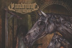 "Landmine Marathon – ""Cutting Flesh And Bone"" (Stereogum Premiere)"