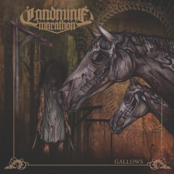 "Landmine Marathon – ""Cutting Flesh And Bone"" (Stereogum Premiere)"