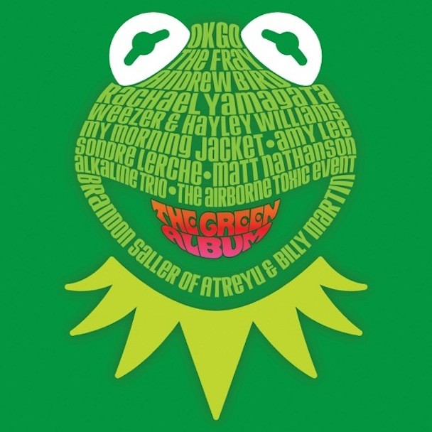 The Muppets - The Green Album