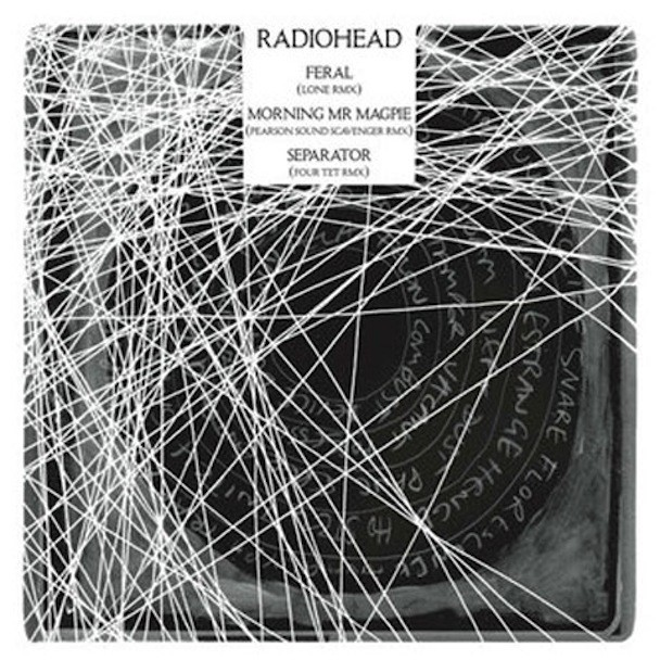 Radiohead Announce Third Remix 12""