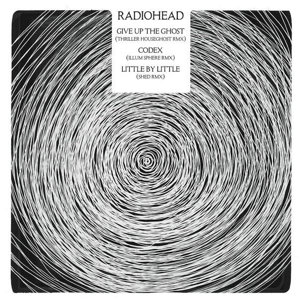 "Radiohead Announce 4th Remix 12"""