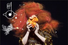 "Björk – ""Crystalline"" Video"