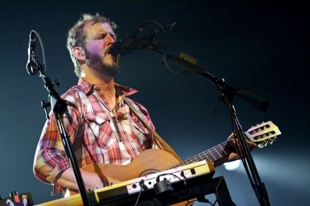Bon Iver @ Riverside Theater, Milwaukee 7/22/11