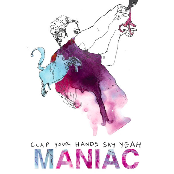 "Clap Your Hands Say Yeah – ""Maniac"""