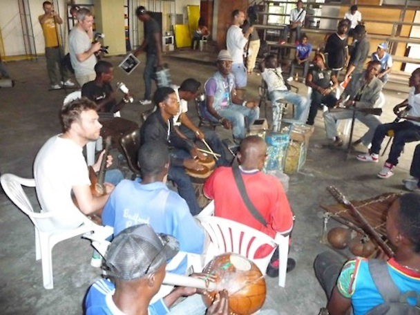 Preview Damon Albarn's Congo Project