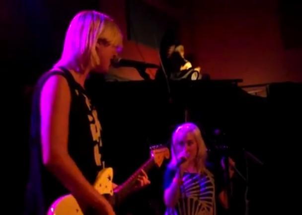 """EMA & Zola Jesus Cover """"Crimson & Clover"""""""