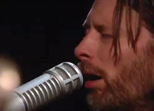 Radiohead – The King of Limbs: Live From The Basement