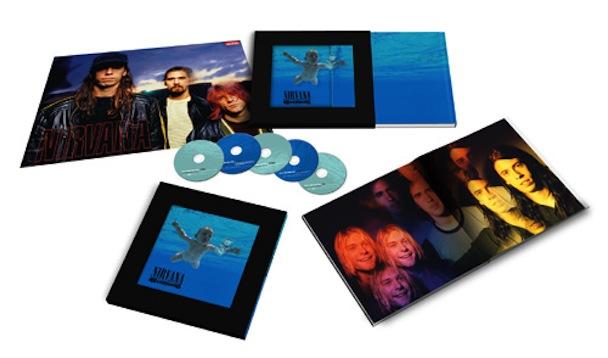 20th Anniversary <em>Nevermind</em> Tracklist Revealed