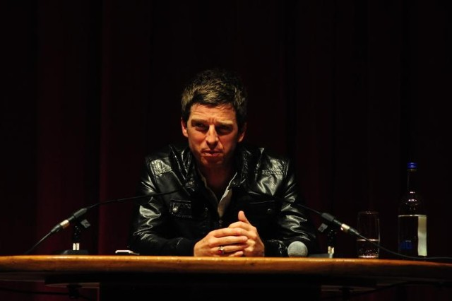 Noel Gallagher's High Flying Birds Press Conference