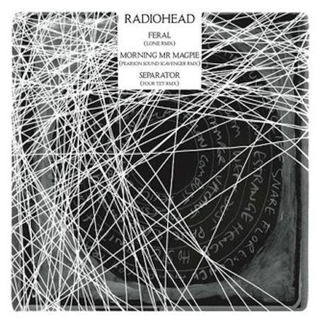 "Radiohead - ""Separator (Four Tet RMX)"""