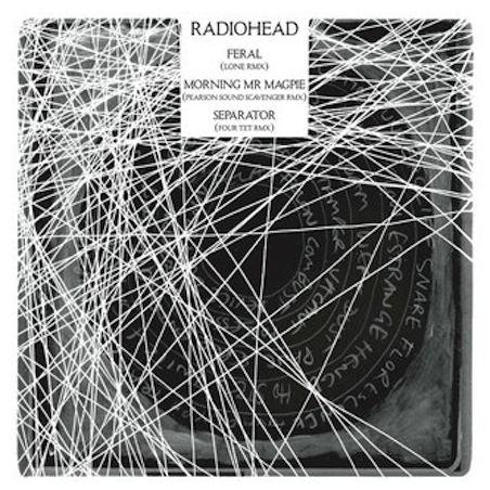 Stream Four Tet's Radiohead Remix