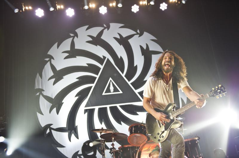 Soundgarden, The Mars Volta @ Forum, Los Angeles 7/22/11