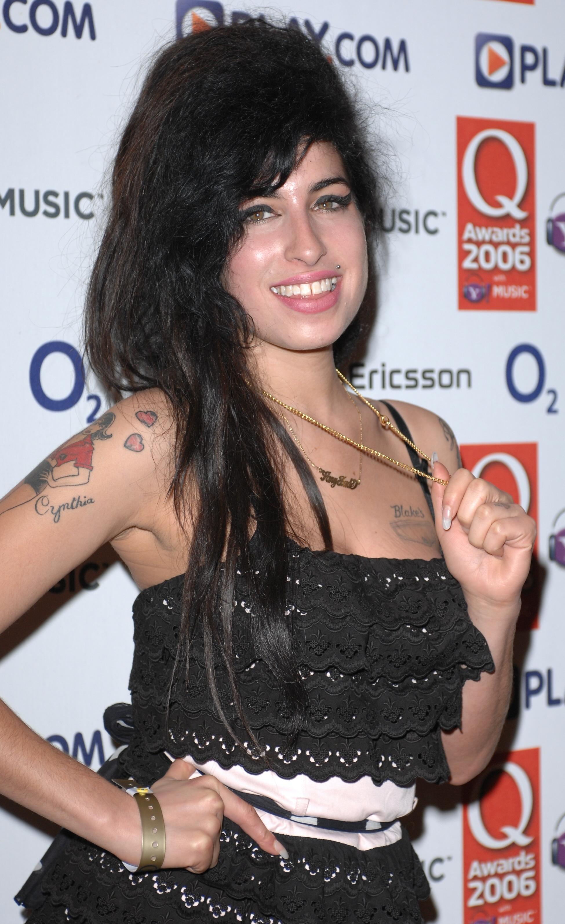 R.I.P. Amy Winehouse