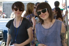 Tegan & Sara @ Newport Folk Festival 7/30/11