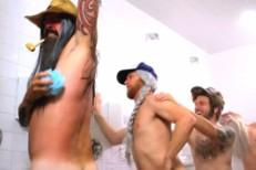 Foo Fighters Make A Fake Gay Porno