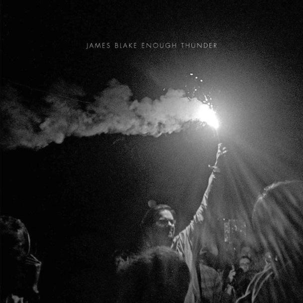 James Blake <em>Enough Thunder</em> EP Details
