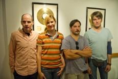 Stephen Malkmus and The Jicks @ The Village Studios (KCRW) Los Angeles, 8/24/11
