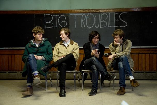 "Big Troubles – ""Sad Girls"""