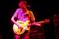 Deerhunter, Dunes, David Scott Stone @ Wiltern, Los Angeles 8/9/11