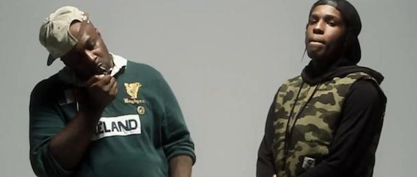 """Smoke DZA – """"4 Loko"""" (Feat. ASAP Rocky) Video"""