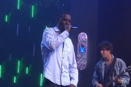 """Watch GZA And Wavves Perform """"Liquid Swords"""" Together"""