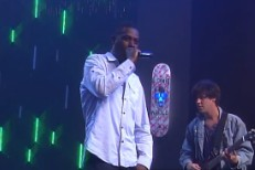 "Watch GZA And Wavves Perform ""Liquid Swords"" Together"