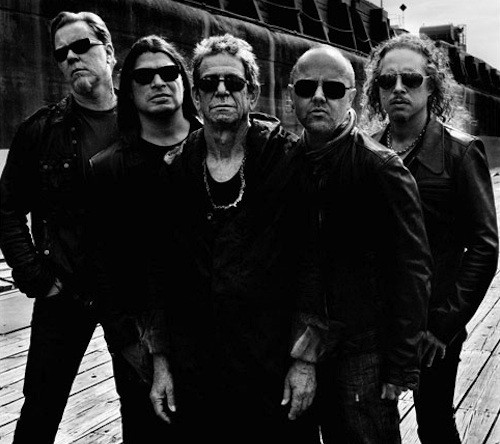 Lou Reed, Metallica