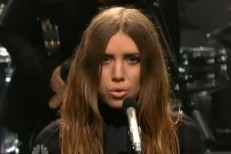 "Lykke Li Does ""Youth Knows No Pain"" On Leno"