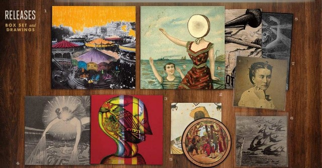 Neutral Milk Hotel - Box Set