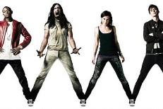 Soulja Boy, Andrew WK, Matt & Kim