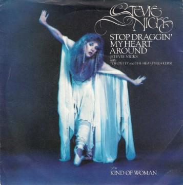 "Stevie Nicks - ""Stop Draggin' My Heart Around"""