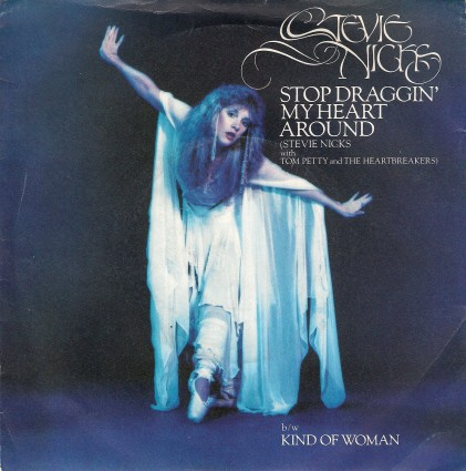 "Stevie Nicks - ""Stop Draggin' My Heart Around"""