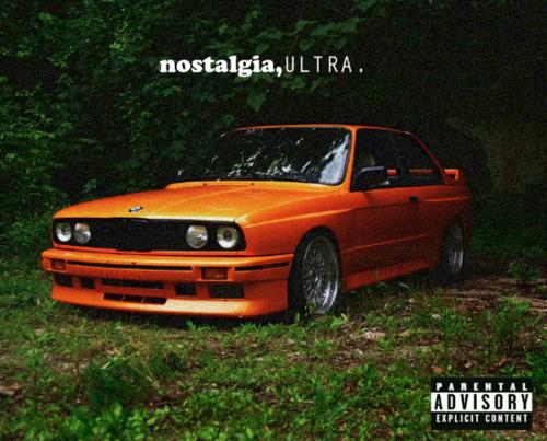 Frank Ocean - Nostalgia, Ultra