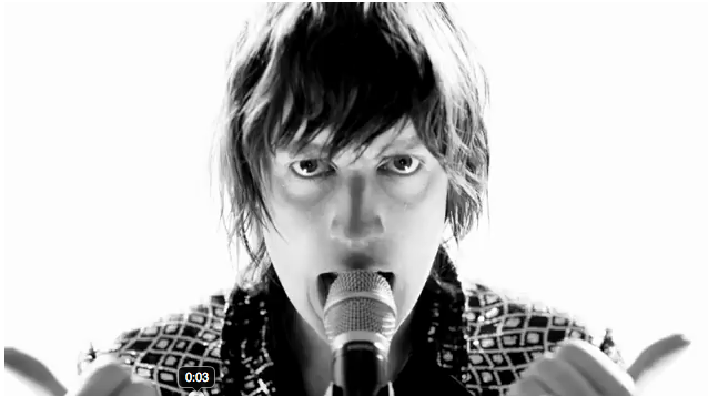 Julian Casablancas Shills For French Perfume