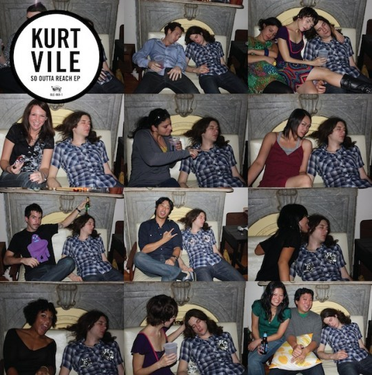 Kurt Vile - So Outta Reach EP