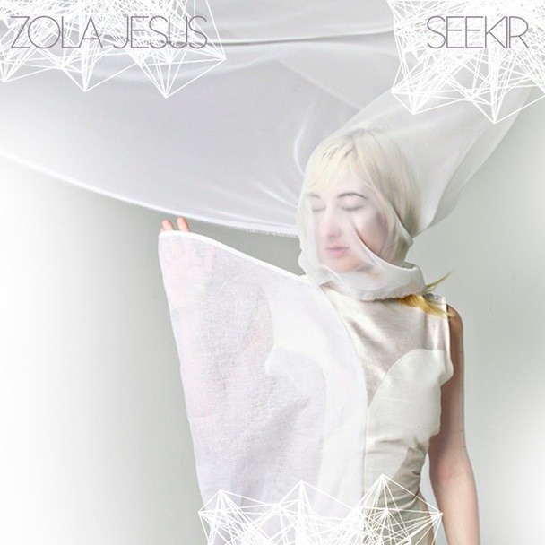 "Zola Jesus - ""Seekir"""