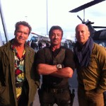 The Videogum <em>Why Don&#8217;t YOU Caption It?</em> Contest: On The Set Of <em>The Expendables 2</em>