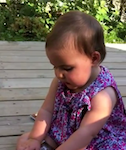 Some Things About This Video Of A Baby With A Magazine