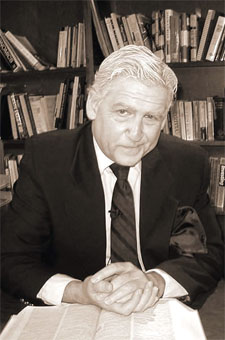 Heaven Recently Got A Little More Andy Rooney