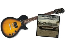 Win A Black Keys Prize Package: Epiphone Special II Guitar, Tix To 12/5 NYC Show &#038; Signed <em>El Camino</em> Vinyl