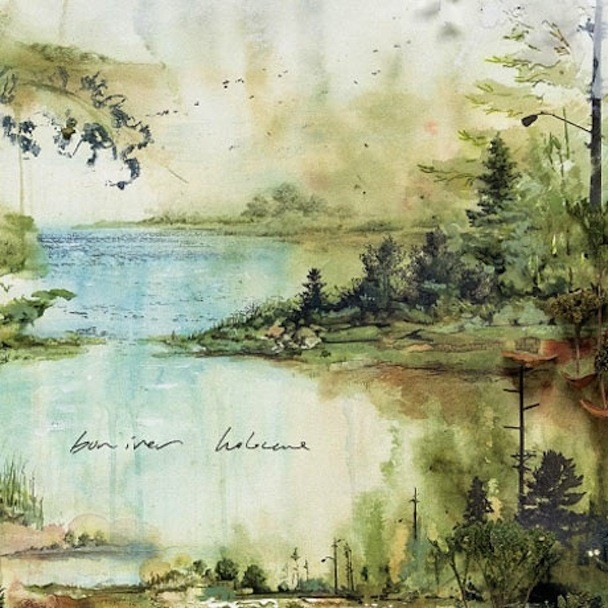 Bon Iver Holocene Single