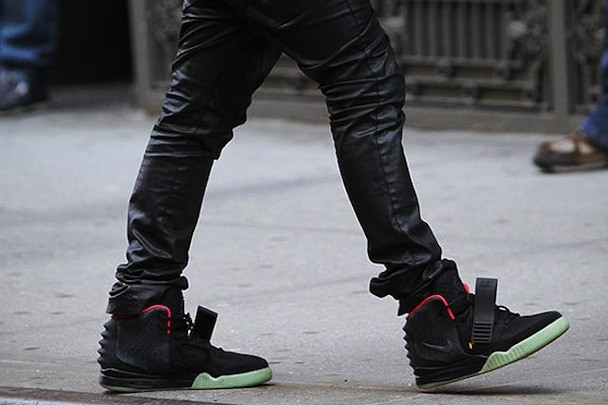A Look At Kanye's Air Yeezy 2