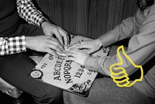 Using Ouija Board