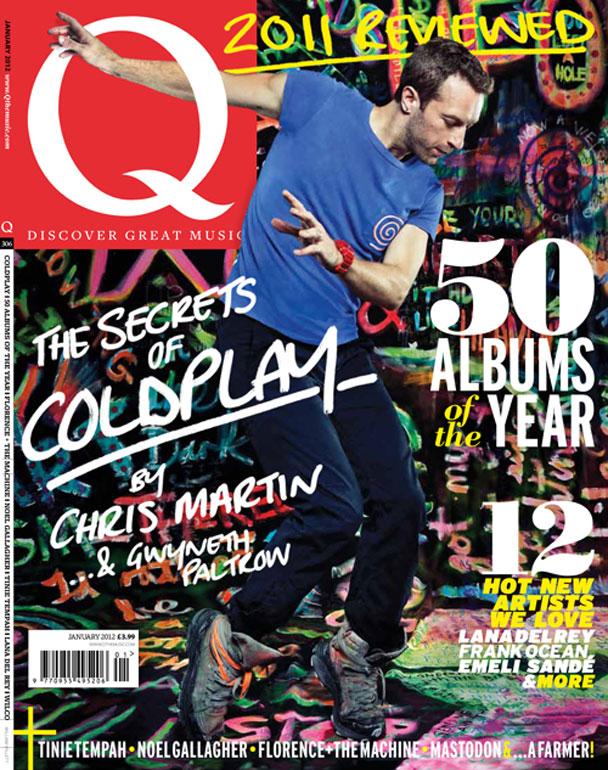 Q Arctic Monkeys Interview 50 Best Albums Of 2011...