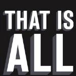 Friday Giveaway: John Hodgman&#8217;s <em>That Is All</em>