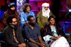 Tinariwen & TVOTR on Colbert