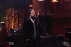Iron And Wine on Leno